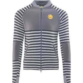 Edelrid Creek Fleece Jacket Herren grey